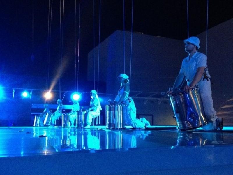 air drummers