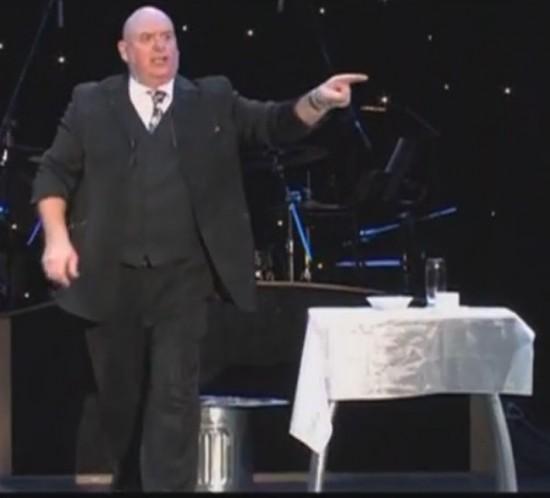 comedy magic show
