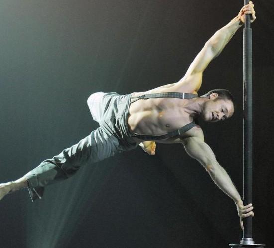 acrobatic acts