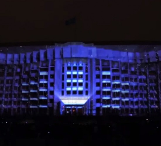 3d video mapping