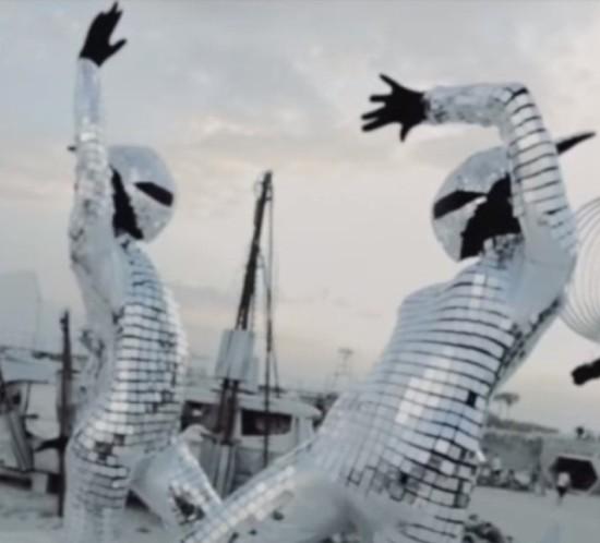 concept dancing show